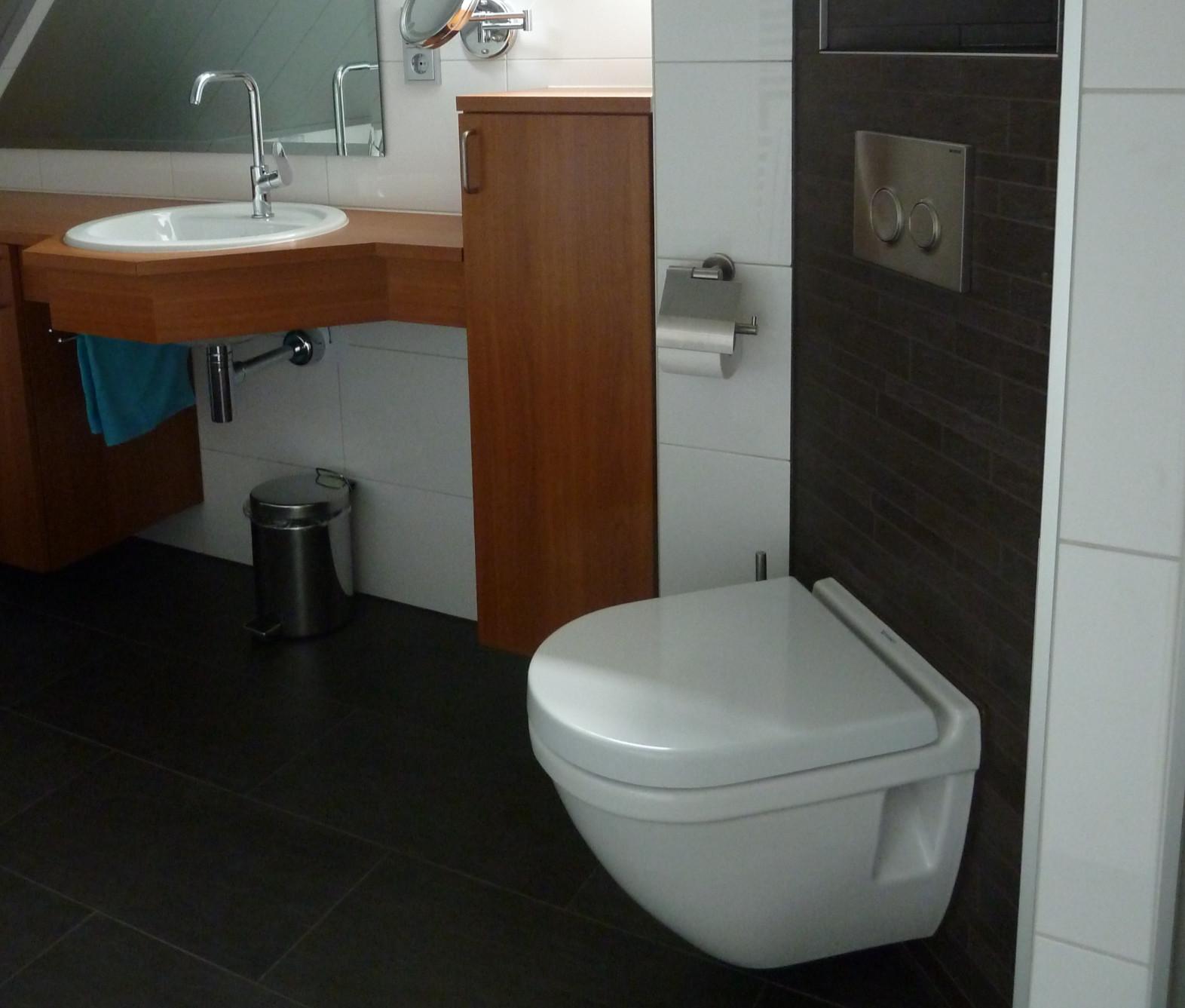 toilet en wastafel aangelegd door Topklus